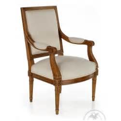 fauteuil louis xvi trianon saulaie
