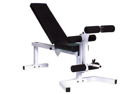 bench leg extension york pro 210 incline leg curl