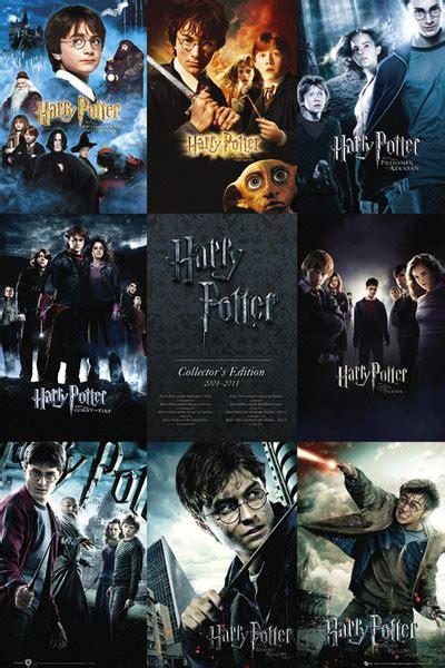 Plakat Harry Potter by Harry Potter Collection Plak 225 T Obraz Na Zeď Posters Cz