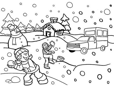 Imagenes De Ni Os Navidad Para Colorear | dibujos para colorear navidad para ni 241 os