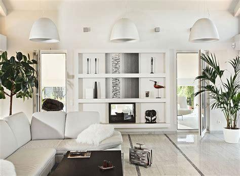 soggiorno classico bianco stunning design living di lusso stile coloniale colori