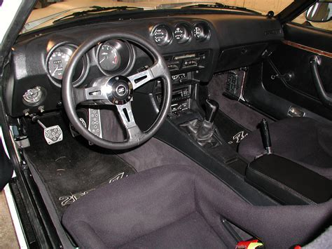 nissan 260z interior 1970 1978 nissan z car 240z 260z and 280z review top