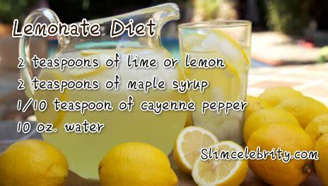 Lemonade Detox Recipe Ingredients by Lemonade Diet Ingredients Purpose Of Postsindiano9
