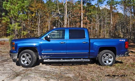 2015 chevrolet silverado 1500 z71 review