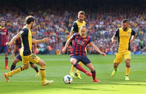 barcelona malam ini jadwal liga spanyol 2015 malam ini prediksi barcelona vs