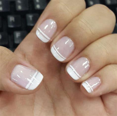 imagenes de uñas de acrilico sencillas pero bonitas 20 dise 241 os de u 241 as sencillas u 241 as decoradas sencillas