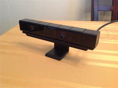 camara ps4 here s the playstation 4 camera that won t come with the