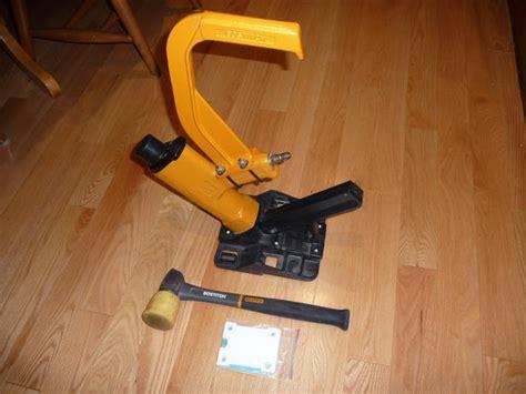 Central Pneumatic Floor Nailer by Bostitch Miiifn 1 1 2 To 2 Inch Pneumatic Flooring Nailer