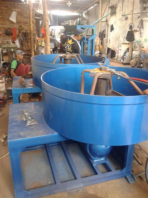 Mesin Mixer Untuk Adonan Batako mesin mixer pengaduk adonan batako paving