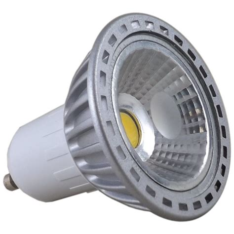 Gu10 L by Led Gu10 4w Cob 3000k Warm White 220 Lumens 35w Equivalent L Lgu104wwcob