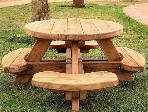 wood picnic table kid s picnic tables built to last decades forever