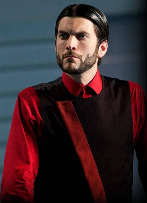 wes bentley the hunger new photos for the hunger