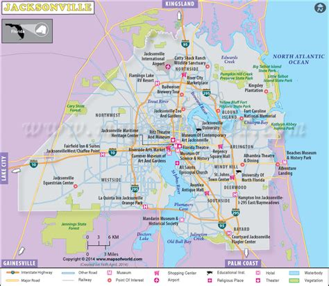Duval Fl Search Jacksonville Zip Code Map