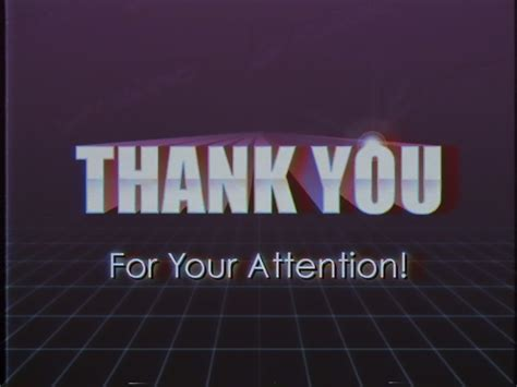 thank you for your attention by joe mayo dribbble