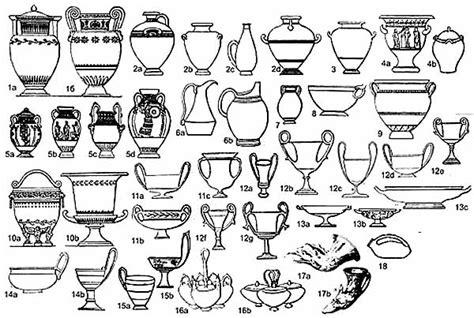forme dei vasi greci vasi greci forme e tecnica