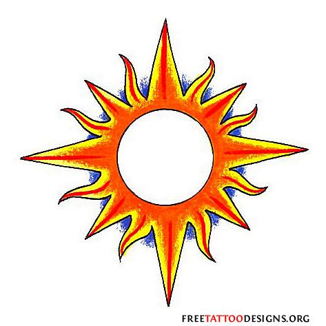 sun tribal tattoo designs 65 sun tattoos tribal sun designs