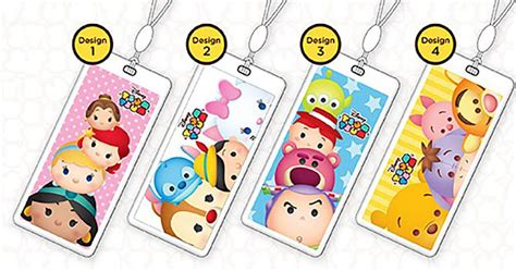Tsum Disney Kotak Makan Hello sold out ez link tsum tsum charms surfaced on second marketplace carousell great
