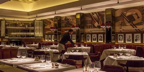 What Is Grill Room by Review The Colony Grill At The Beaumont Hotel Mayfair