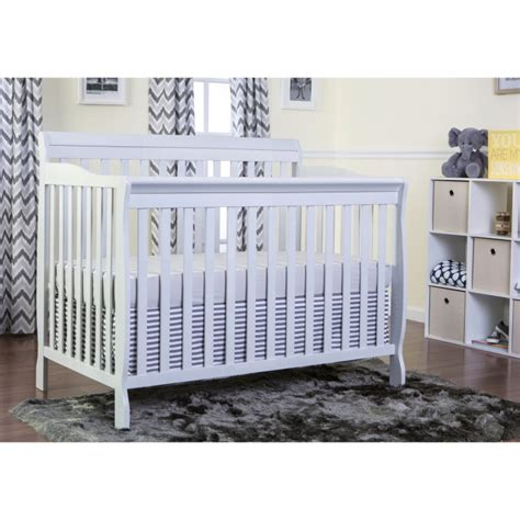 on me ashton 4 in 1 convertible crib white ashton 4 in 1 convertible crib on me