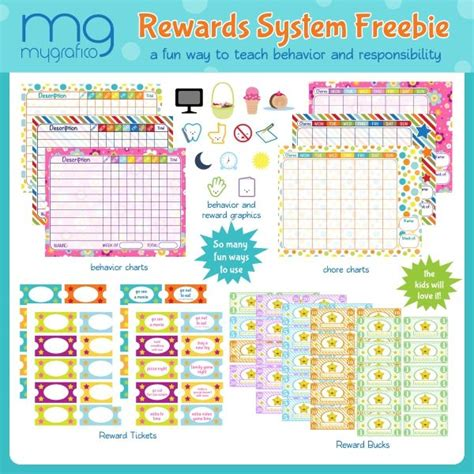printable reward charts for elementary students printable reward charts for elementary students