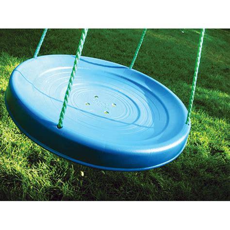 saucer swing sky saucer swing blue fun stuff toys