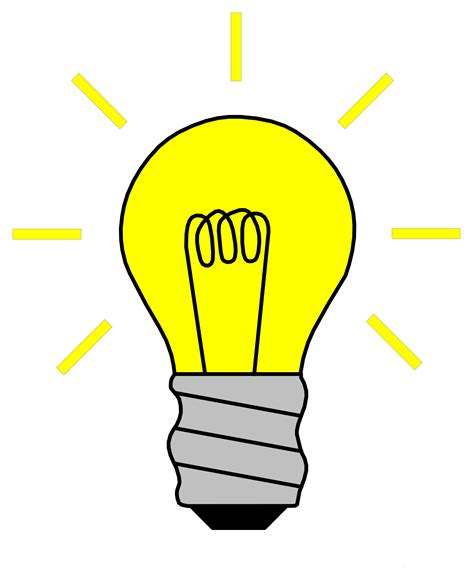 light clipart light bulb clip for clipart panda free