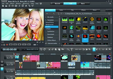photo maker magix edit pro free