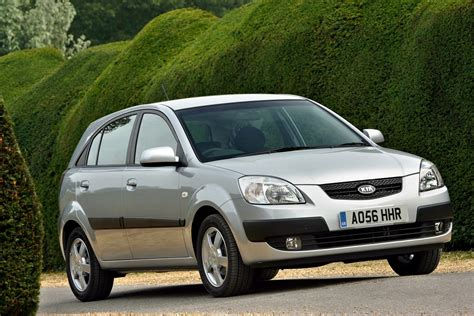 2005 Kia Review Kia Hatchback Review 2005 2011 Parkers