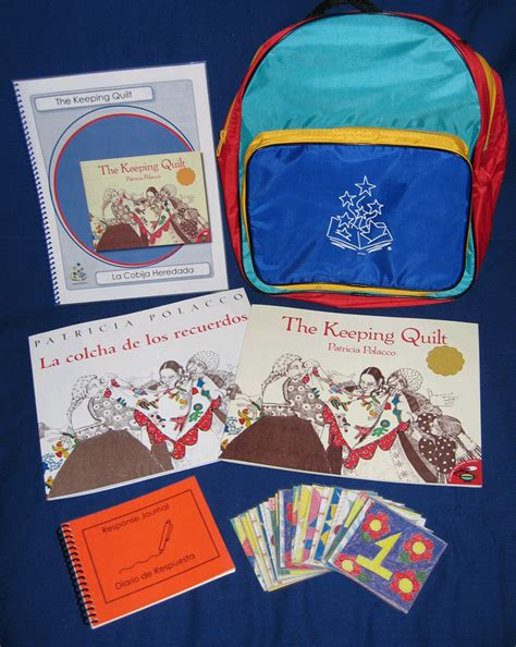 The Keeping Quilt Story by The Keeping Quilt By Polacco Literacy Kit