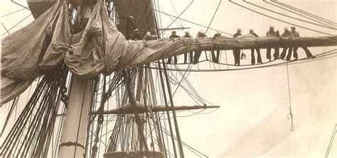 suit of sails uss constitution museum