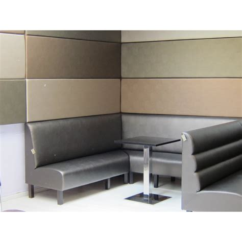 banquette seat height the height of banquette seating chair the clayton design