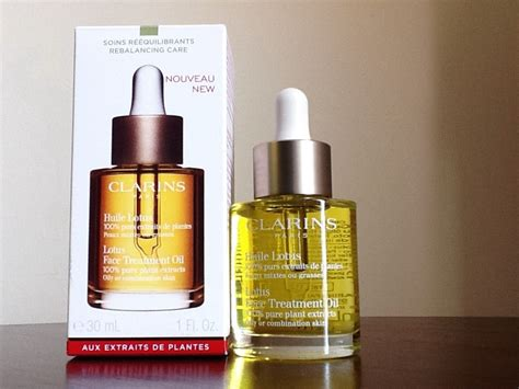 Promo Clarins Lotus Treatment 30ml Murah clarins lotus treatment review skinfrosting
