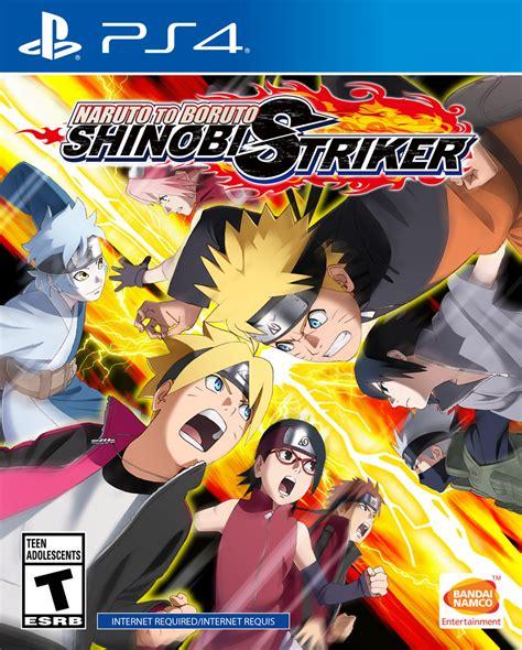 boruto ps4 naruto to boruto shinobi striker ps4 game