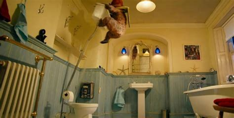 bathroom scenes in movies inside the colorful house from the quot paddington quot movie