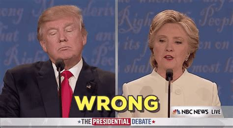 donald trump wrong gif trump wrong gifs find share on giphy