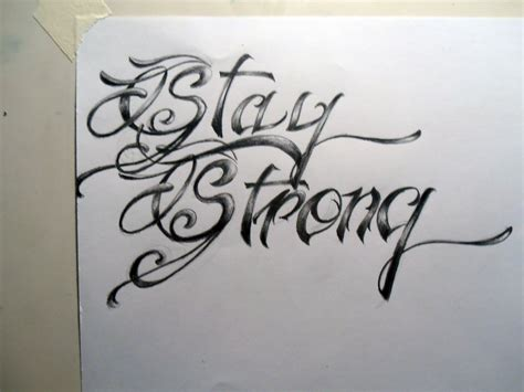 stay strong and blablabla design by shane0205 on