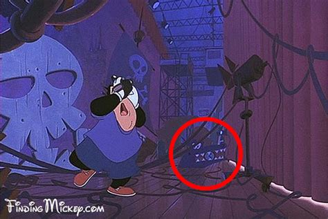 Disney Film Secrets | tick tock the crocodile from peter pan is backstage