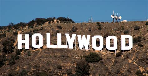 an unfamiliar hollywood