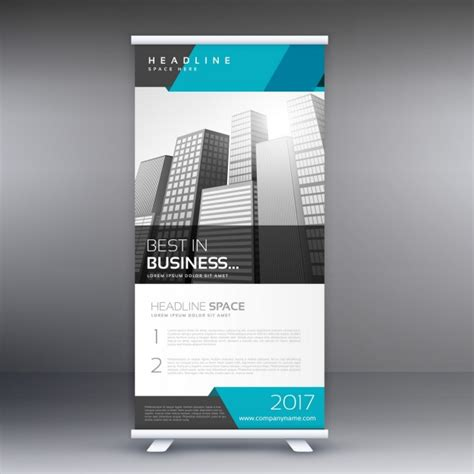 Roll Up geometric roll up for business vector free