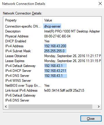 konfigurasi dhcp server  centos  system