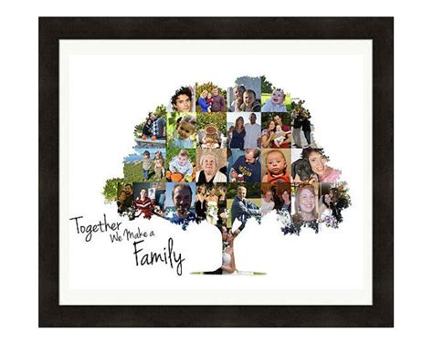 Best 25 Family Tree Wall Ideas On Pinterest Family Trees Family Tree Paintings And Tree Wall Tree Photo Collage Template