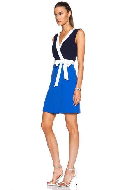 Shopping Colour Block Scarf Dress by Diane Furstenberg Wrap Gracie Color Block Dress 46