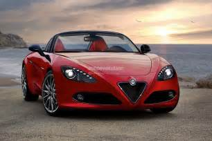 2015 Alfa Romeo Spider 2015 Alfa Romeo Spider Rendered Autoevolution