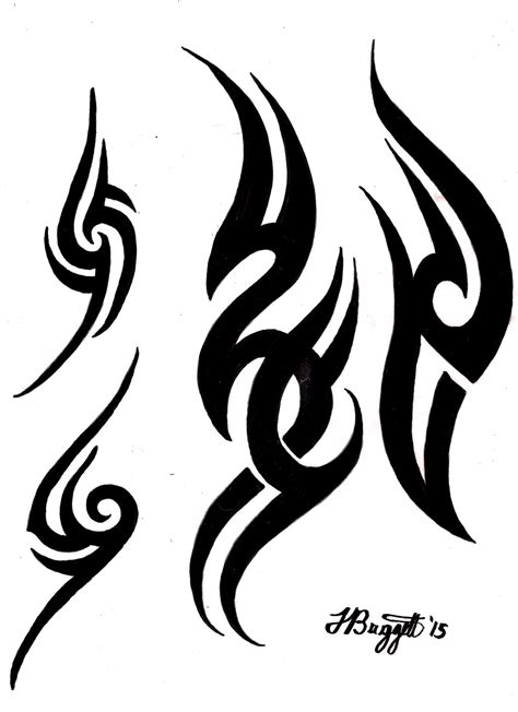 Tribal Tattoo Flash By Punch Line Designs On Deviantart Tribal Flash