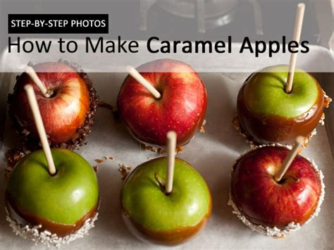 how to make caramel apples fn dish behind the scenes food trends and best recipes food