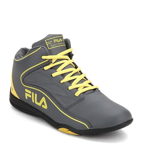 fila basketball shoes philippines price fila leedo grey basketball shoes price in india buy fila