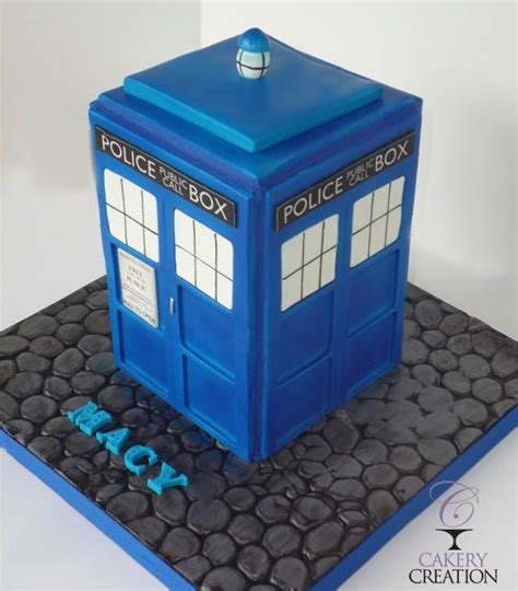 tardis template for cake cakery creations bake up a tardis cake