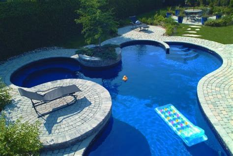 swimming pool plans 25 stone pool deck design ideas digsdigs