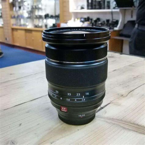 Fujifilm Lens Xf 16 55mm F2 8 R Lm used fujifilm xf 16 55mm f2 8 r lm wr lens