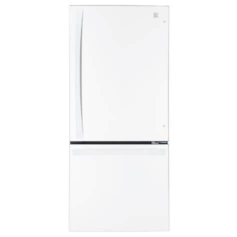 Refrigerator Bottom Freezer Drawer by Bottom Drawer Freezer Refrigerator Sears